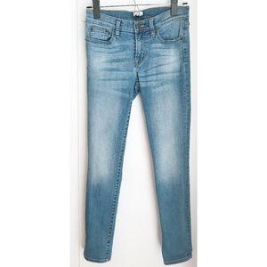 J. Crew Light Wash Skinny Jeans